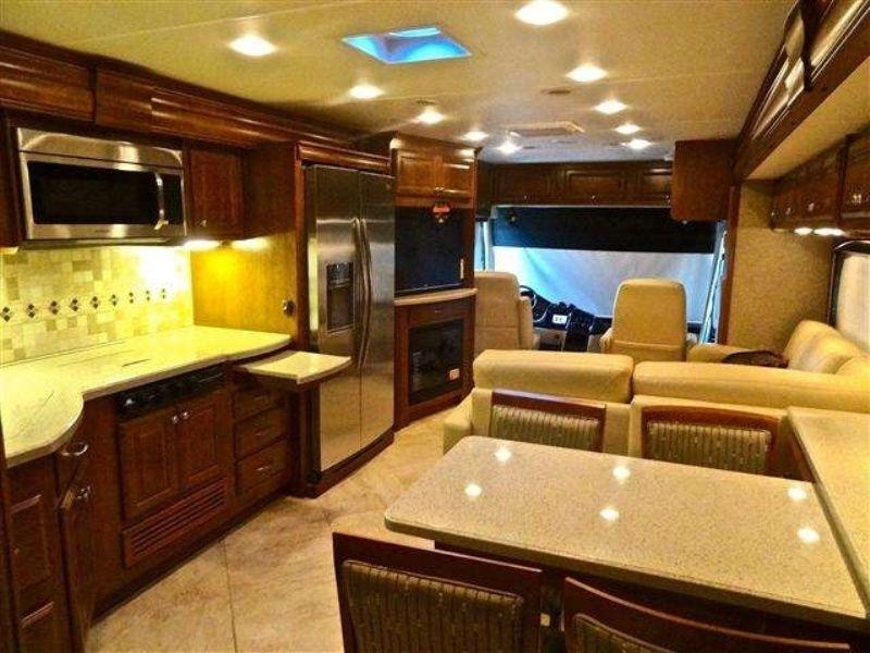 2013 Thor Motor Coach Tuscany XTE 40EX