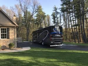 2018 Forest River Berkshire XL 40 C Bunkhouse