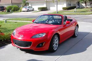2009 Mazda Convertible  MIATA MX5