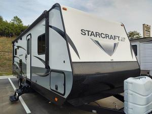 2018 Starcraft Launch Outfitter 24RLS