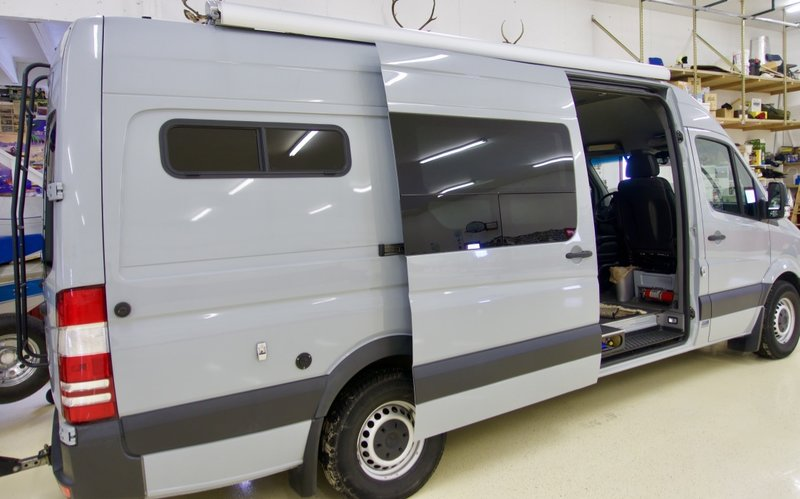 Sprinter Van For Sale >> 2012 Mercedes Sprinter 2500 For Sale Bozeman Mt