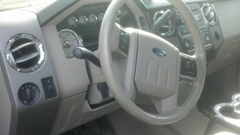 2008 Ford F-350 Lariat crew cab w/short bed