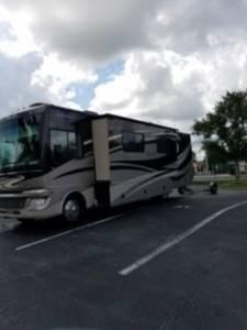 2012 Fleetwood Bounder 356K