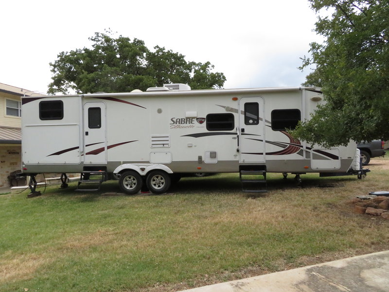 Used Rvs For Sale In Texas By Owner >> 2012 Palomino Sabre 310BHOK, Travel Trailers RV For Sale By Owner in Buda, Texas   RVT.com - 301448