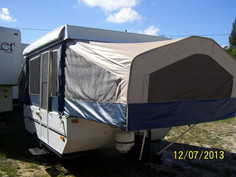 2007 Forest River Flagstaff 206 LTD