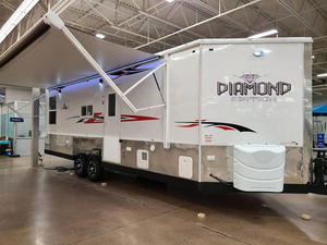 2020 American Surplus  ICE CASTLE RV 8X24V DIAMOND