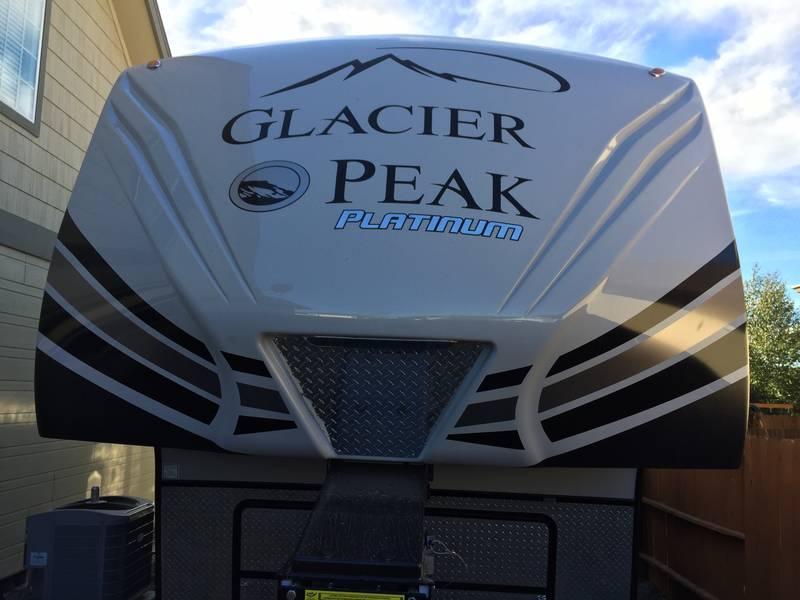 2016 Outdoors RV Glacier Peak F26RKS Wallowa