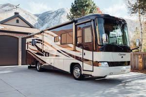 2008 Monaco Cayman XL 35SBD