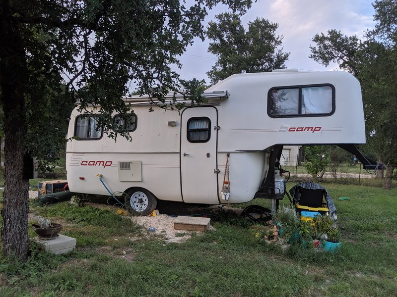 1994 Scamp 19 For Sale Austin Tx