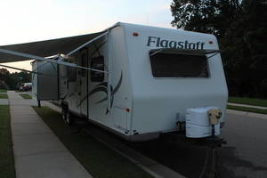 2010 Forest River Flagstaff Super Lite 29SKBS