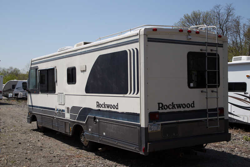 1992 Forest River Rockwood Class A Gas Rv For Sale In