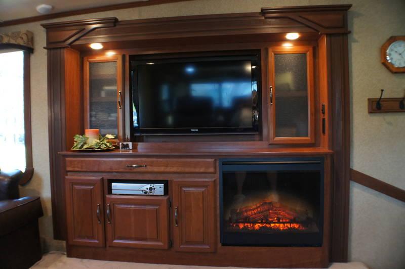 2013 Redwood RV Redwood 36FL