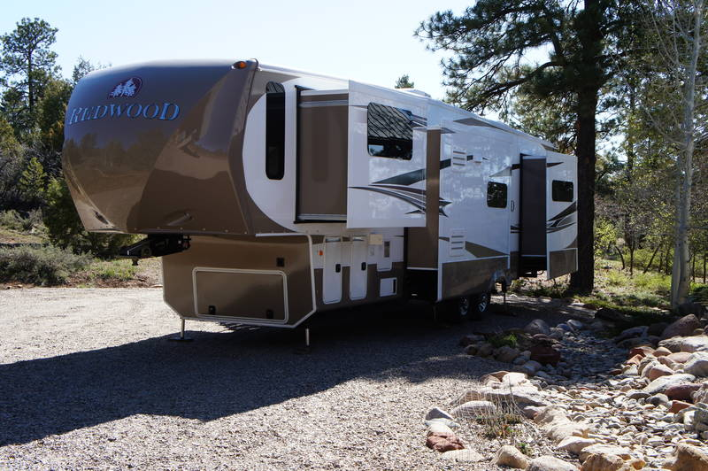 2013 Redwood Rv 36fl 5th Wheels Rv For Sale By Owner In