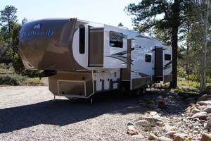 2013 Redwood RV  36FL