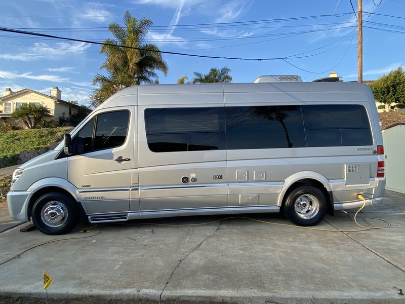 Sprinter Rv For Sale >> 2012 Mercedes Sprinter Airstream Interstate Lounge 3500 For Sale Carlsbad Ca