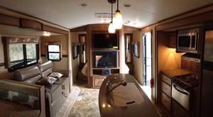2014 Cruiser RV Viewfinder Signature 28BHOB