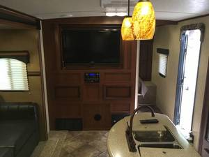 2014 Palomino Solaire 307QBDSK