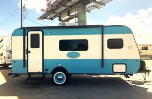 2021 The Old School Trailer  818