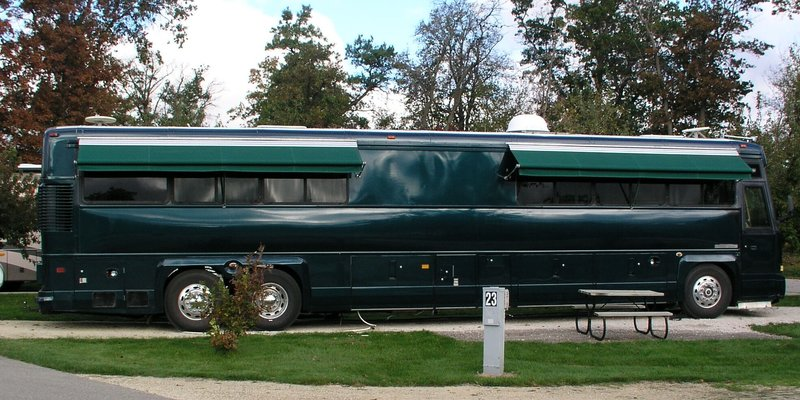 Used Travel Trailers For Sale By Owner >> 1994 Custom Coach MCI 102DL3, Bus Conversions RV For Sale ...
