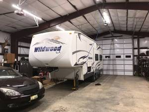 2008 Forest River Wildwood LE 246RLBS