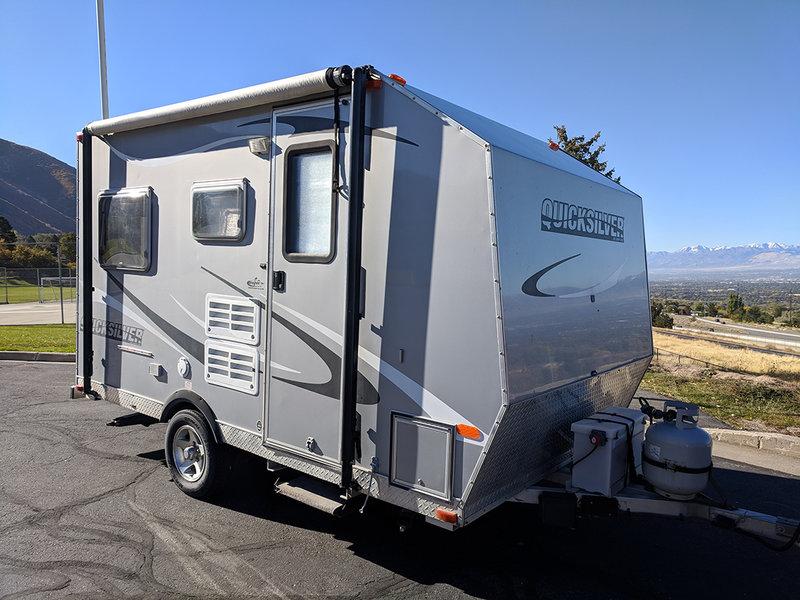 2011 Livin Lite Camplite CL13RDB, Travel Trailers RV For Sale By Owner in Salt Lake City, Utah