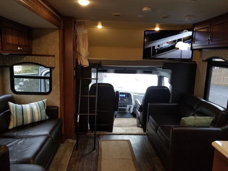 2015 Dynamax Force Class C Rv For Sale By Owner In Glen
