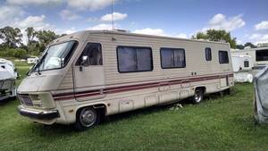 1987 Fleetwood Pace Arrow PA