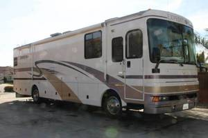 2002 Fleetwood Expedition 36T