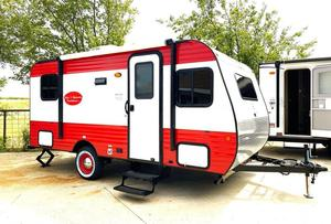 2021 The Old School Trailer  815