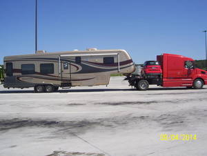 2006 Newmar Kountry Aire 40ft