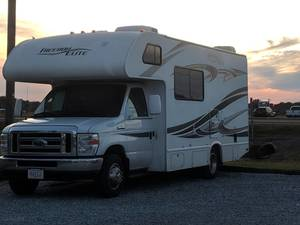 2013 Thor Motor Coach Freedom Elite 21C