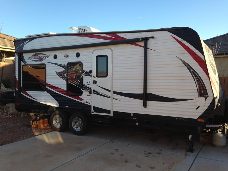 2016 Forest River Stealth Ss1913 Toy Haulers Rv For Sale