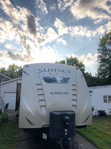 2016 CrossRoads Sunset Trail Super Lite 320BH