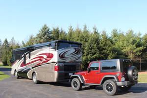 2016 Tiffin Allegro RED 33AA