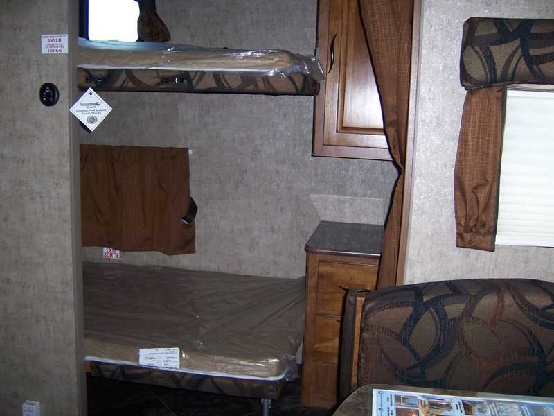 2015 Outdoors RV Glacier Peak F27BHS