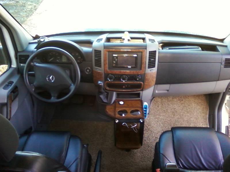 2013 Thor Motor Coach Citation Sprinter 24SR