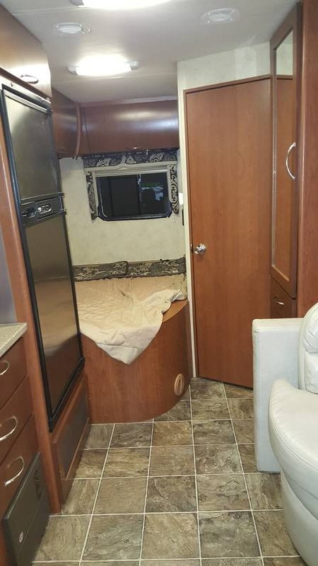 2013 Thor Motor Coach Citation Sprinter 24SA