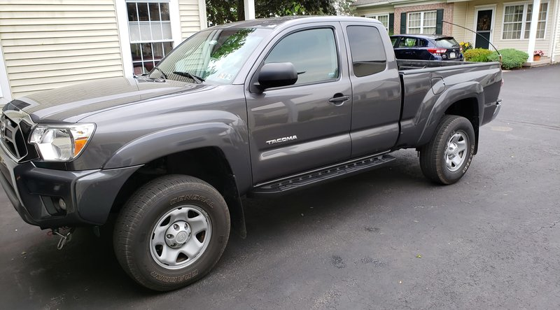 2013 Toyota Tacoma Access cab for sale - Macungie, PA