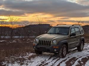 2003 Jeep Liberty Liberty