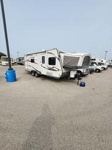2013 Jayco Jay Feather Ultra Lite X23B
