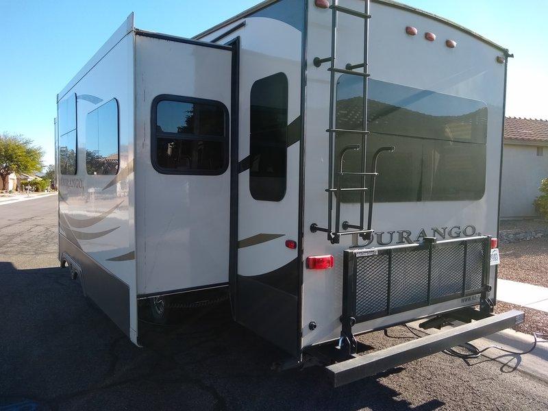 2015 KZ Durango 1500 D2857
