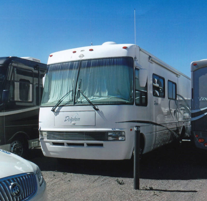 Rv For Sale El Paso Tx >> 2003 National Rv Dolphin Class A Gas Rv For Sale By Owner In El