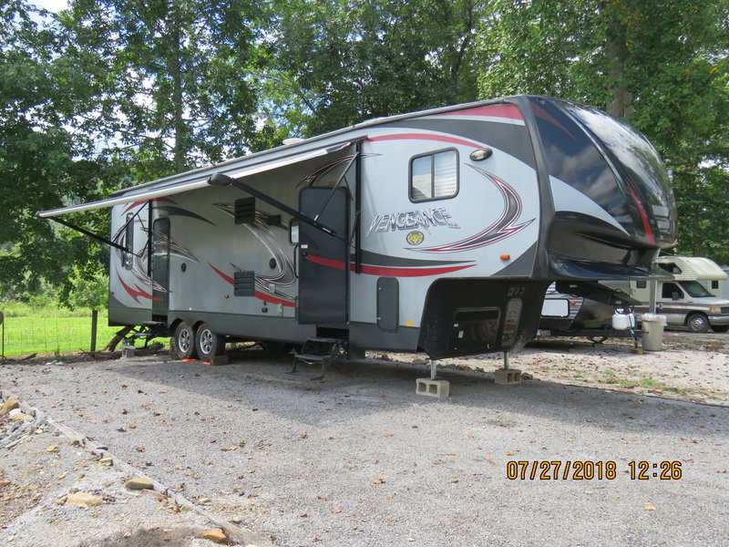 2015 Forest River Cherokee Vengeance SS 312A for sale - Garrsion, KY