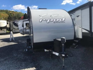 2020 Forest River R-Pod RP-176