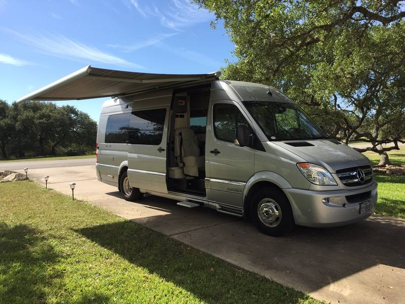 2013 Airstream Interstate Ext Lounge Class B Rv For Sale By Owner
