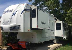 2011 Forest River Wildcat 31TS
