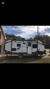 2018 Sunset Park RV WildKat 21QBS