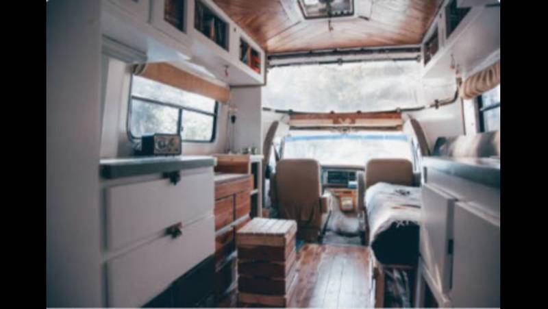1988 Ford Econoline E350 Conversion Van RV For Sale By Owner In