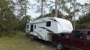 2007 Keystone Laredo 295RK