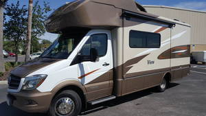 2018 Winnebago View J model